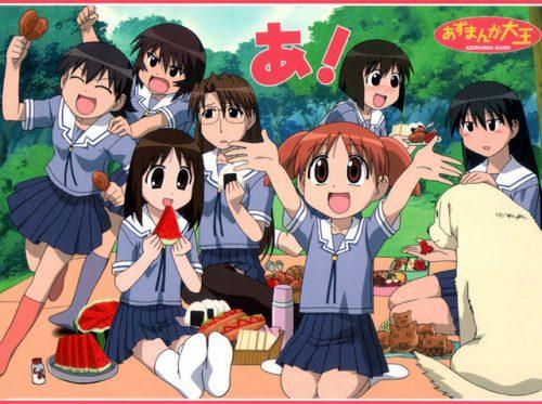 Ao-Horie-Midara-na-Ao-chan-wa-Benkyou-ga-Dekinai-Wallpaper-1 Top 10 Female Leads in Comedy Anime