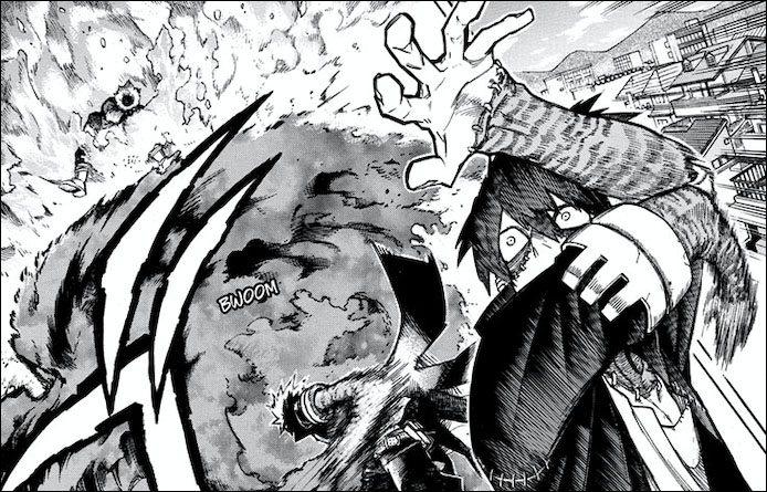 Boku-no-Hero-Academia-My-Hero-Academia-Wallpaper-1 Boku no Hero Academia (My Hero Academia) Chapter 230 Manga Review