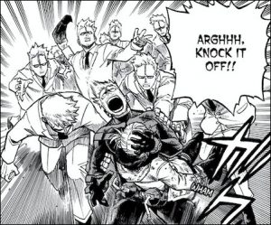 Boku no Hero Academia (My Hero Academia) Chapter 229 Manga Review