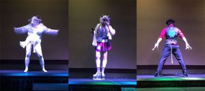 [Honey's Anime Interview] Bubble Pop Burlesque—Nerdy Burlesque Shows Coming to a Con Near You!