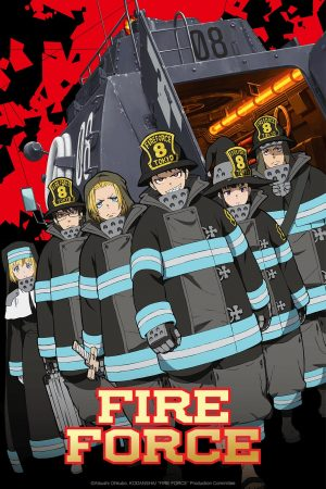"Crunchyroll Officially Announces ""Fire Force"" for Summer Lineup"