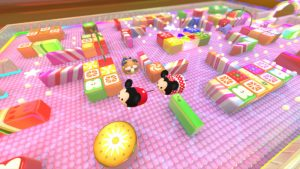 Disney Tsum Tsum Festival: A New Party Game for the Switch! - E3 2019 Impressions