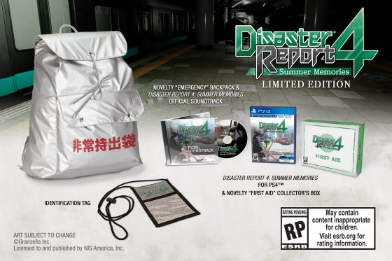 Disaster-Report-4-Limited-Edition-560x373 Disaster Report 4: Summer Memories Announced for 2020!
