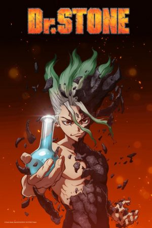 Dr. STONE Announces New OP & ED!