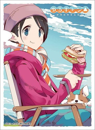 Ena-Saitou-from-Yuru-Camp-2-700x394 Top Female Virgo Anime Characters [Updated]