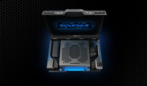 Logo-GAEMS-Guardian-Pro-XP-Capture GAEMS Guardian Pro XP - E3 2019 Impression