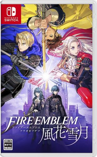 Fire-Emblem-Three-Houses-Fuuka-Setsugetsu-309x500 Weekly Game Ranking Chart [08/01/2019]