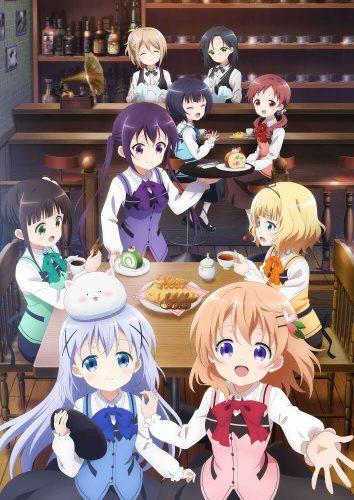 "Gochuumon-wa-Usagi-Desu-ka-BLOOM-KV-1-354x500 Sentai Acquires ""Is the Order a Rabbit? BLOOM"", Will Stream this Fall!"
