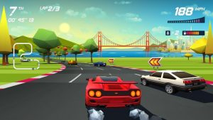 Horizon Chase Turbo Coming to Retailers July 30!