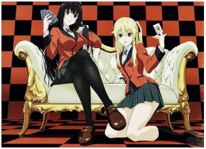 Top 10 Gamblers in Kakegurui