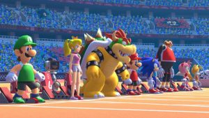 Así será Mario & Sonic at the Olympic Games Tokyo 2020, exclusivo de Nintendo Switch
