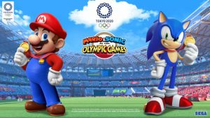 [E3 2019] Mario Surfs and Sonic Skates in Mario & Sonic at the Olympic Games Tokyo 2020, Only on Nintendo Switch
