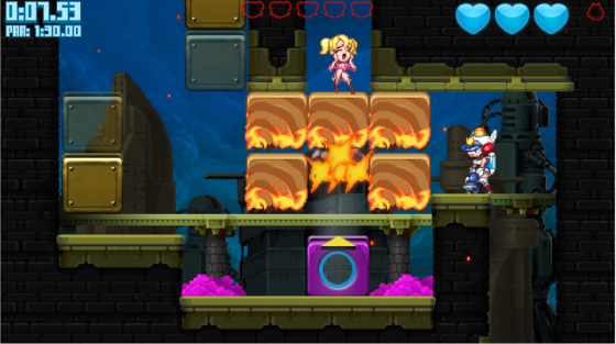 Mighty-Switch-Force-Collection-560x315 WayForward Announces Mighty Switch Force! Collection!