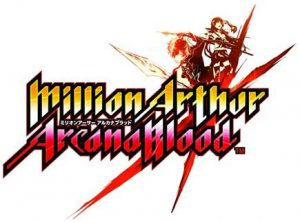 Over-the-top 2D fighter Million Arthur: Arcana Blood now available!