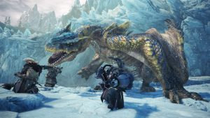 Monster Hunter World: Iceborne Beta Coming in HOT this Week!