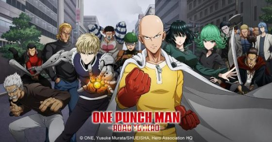 One-Punch-Man-Road-to-Hero-560x292 One Punch Man Road to Hero - Android Review