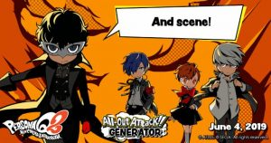 Experience the Spectacle of Persona Q2: New Cinema Labyrinth Starting Today