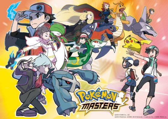 Pokemon-Masters-Logo-560x397 Pokémon Masters - Video Update from the Producers Showcases New Content!
