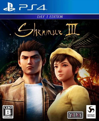 Shenmue-III-Day-1-Edition-407x500 Weekly Game Ranking Chart [07/04/2019]