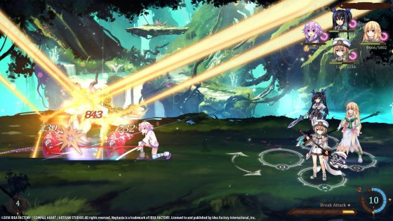 Super-Neptunia-RPG-8-560x315 Super Neptunia RPG - PlayStation 4 Review