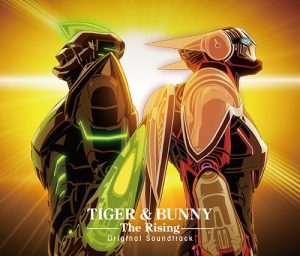 TIGER-BUNNY-Wallpaper-300x256 Original Spring Sci-fi Anime RobiHachi Announces EP Count!