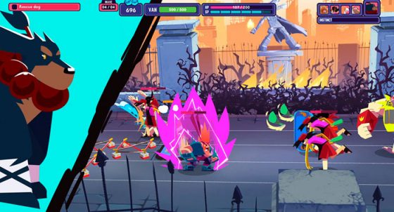 TLF-Top- The Last Friend: A Tower-defense/Beat-'em-Up for Dog Lovers - E3 2019 Impressions