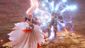 Meet Shionne and Alphen as They Fight for Freedom in Tales of Arise!
