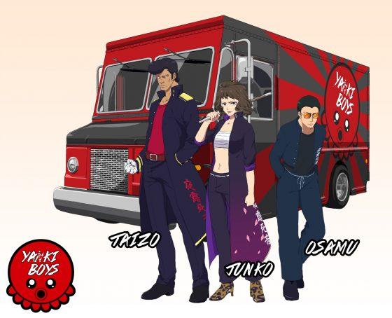 Team_OkamotoKitchen_v001-560x455 Okamoto Kitchen introduces online pre-ordering for Anime Expo 2019!
