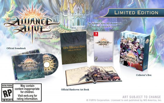 The-Alliance-Alive-SS-1-560x315 The Alliance Alive HD Remastered  Western Release Date Announced!