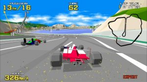 Virtua Racing and Wonder Boy: Monster Land Bring the Speed and Spectacle to the Nintendo Switch