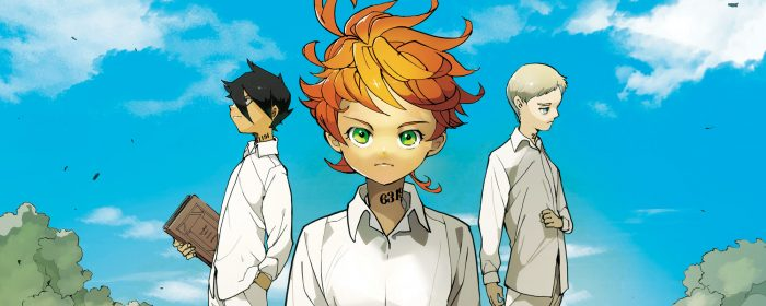 Yakusoku-no-Neverland-Wallpaper-700x280 Yakusoku no Neverland (The Promised Neverland) Chapter 137 Manga Review