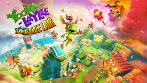 Yooka-Laylee and the Impossible Lair announced!