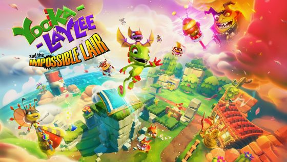 Yooka-Laylee-and-the-Impossible-Lair-KV-560x317 Yooka-Laylee and the Impossible Lair announced!