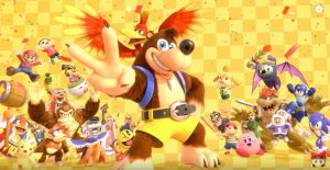 [E3 2019] A 'Rare' Opportunity! Banjo Kazooie Make their Way into Smash Bros. Ultimate!!