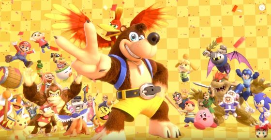 banjo-kazooie-smash-560x289 [E3 2019] A 'Rare' Opportunity! Banjo Kazooie Make their Way into Smash Bros. Ultimate!!