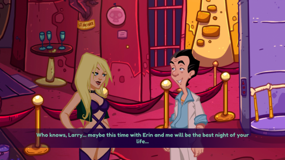 Leisure Suit Larry: Wet Dreams Don't Dry [Game Review]