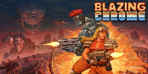 Blazing-Chrome-Key-1-560x282 Blazing Chrome- Nintendo Switch Review