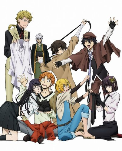 Bungo-Stray-Dogs-dvd-403x500 Bungou Stray Dogs 3rd Season Review – The More Things Change, The More They Stay The Same