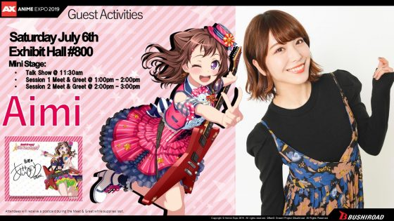bushiroad-AX-2019-560x420 BanG Dream! Girls Band Party! and Revue Starlight Re LIVE Special Panel After Report