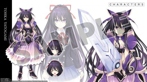 Date-a-Live-Rio-Reincarnation-Maria-Arusu-1-560x315 Rio Reincarnation New Screenshot Batch Features the A.I. That Want to Learn More About Love, Maria and Marina Arusu!