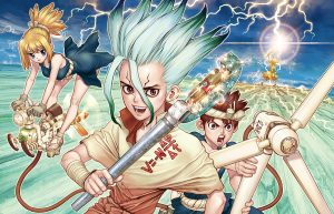 Dr.STONE-manga [Honey's Crush Wednesday] 5 Kohaku Highlights from Dr. Stone