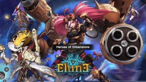 Monster-Collecting RPG, Elune, Pre-Registration Now Open!