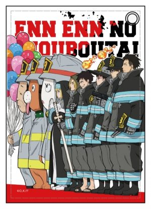 Enen no Shouboutai (Fire Force) 1st Cours Review – Fighting Fire with Fire