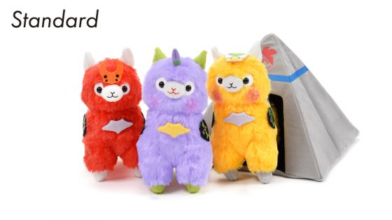 EvaPacasso-SS-KV-560x315 Alpacasso, The Popular Plush Toy is Collaborating with Evangelion to Become Adorable Battle Weapons!