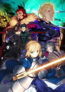 Aniplex of America Announces Fate/Zero Complete Blu-ray Box Set Release in October