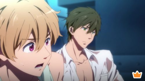 Free-Iwatobi-Swim-Club-capture-Wallpaper-500x281 Bishounen Battle! Nagisa Hazuki vs. Ikuya Kirishima: Who's the Cutest?