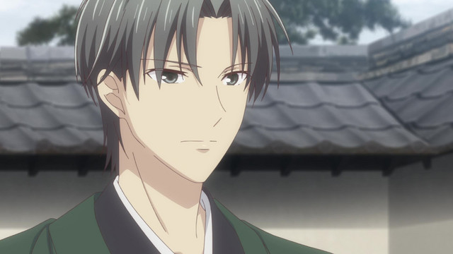Fruits-Basket-wallpaper-3 [Honey's Crush Wednesday] 5  Shigure Souma Highlights - Fruits Basket (2019)