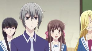 "Fruits Basket First Cours Review - ""A Girl and a House Full of Craziness"""