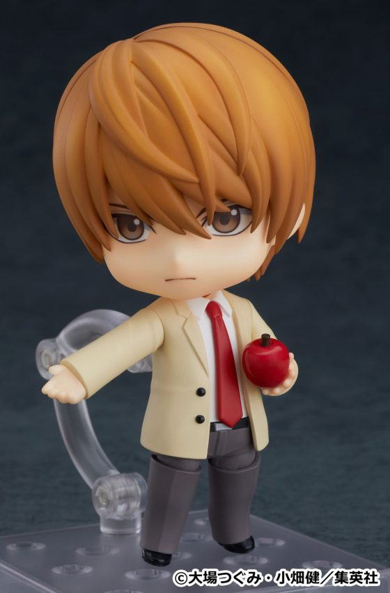 GSC-Yagami-Light-5-560x560 Good Smile Company's newest figure, Nendoroid Light Yagami 2.0 is now available for pre-order!