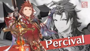 Granblue Fantasy: Versus' Percival Enters the Ring at EVO 2019